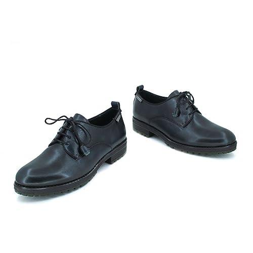 Pikolinos Zapatos Cordones Mujeres W4J-4624AA - 37, AZUL