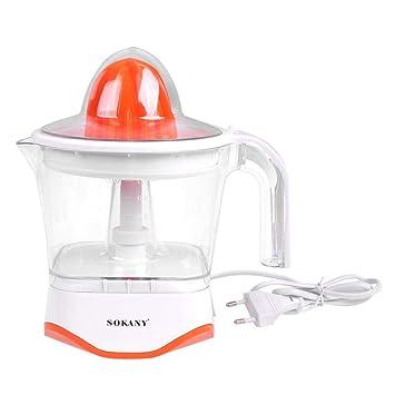 RLFS Exprimidor eléctrico Naranja Limón Herramientas para el hogar Exprimidor de jugo de frutas del hogar