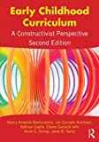 Early Childhood Curriculum, Nancy Amanda Branscombe and Kathryn Castle, 0415895278