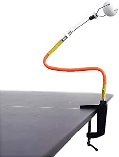 Lanfire professionnel d'entraînement de tennis de table robot fixe Rapid rebond machine Balle de ping pong tennis de table d'entraînement pour adulte