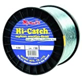 Momoi's Hi-Catch - 2 lb. Spool - 40 lb. - 3100 yd. - Smoke Blue by Momoi