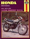 Honda 250 Elsinore '73 - '75, Jeff Clew, 0856962171