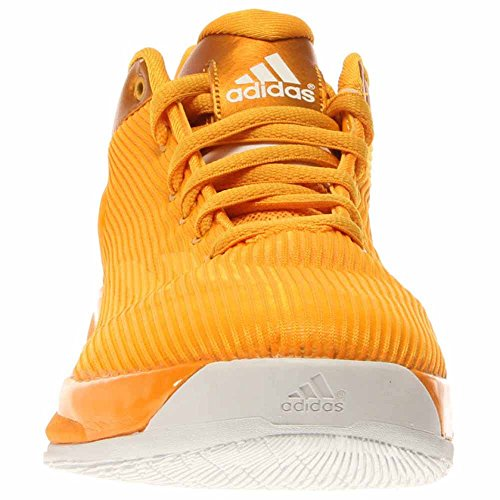 Adidas Sm Crazylight Øge Lav Basketball Herresko Størrelse Guld / Hvid qEzzVG