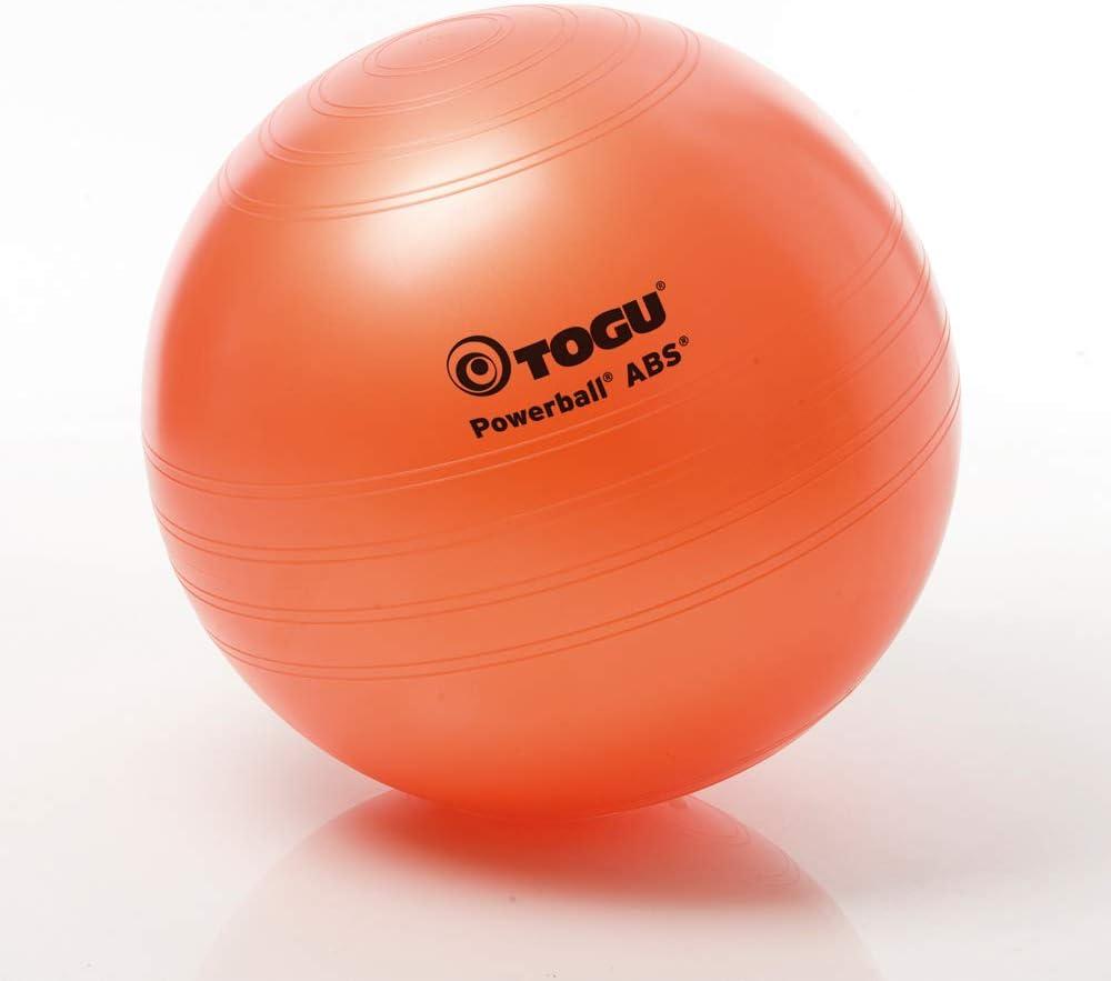 TOGU - Pelota, tamaño 75 cm, Color Naranja: Amazon.es: Deportes y ...