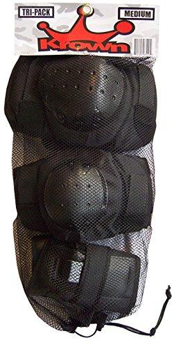 Krown Action 3パックパッド Mサイズ