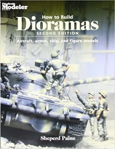 How to Build Dioramas: Amazon co uk: Sheperd Paine: 9780890241950: Books