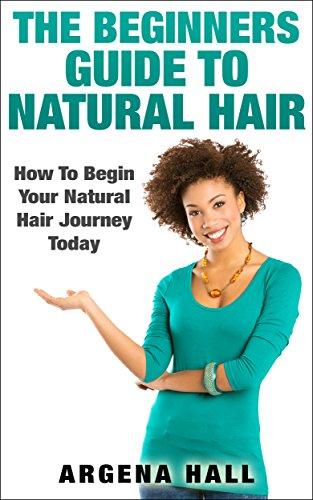 Beginners Guide Natural Hair Journey Ebook