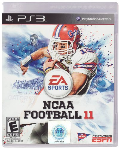 NCAA Football 11 - Playstation 3 (Ncaa Football Professional)