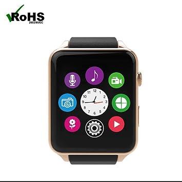 Smartwatch Relojes Deportivo Relojes Inteligentes,Actividad Tracker,Monitor de Pulso Cardiaco,Apariencia vogue