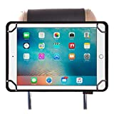 Zuggear Universal Car Headrest Mount, Car Tablet Mount Holder Case for iPad Pro 9.7 inch to 10.5 inch Tablet PC Car Seat Mount Holder