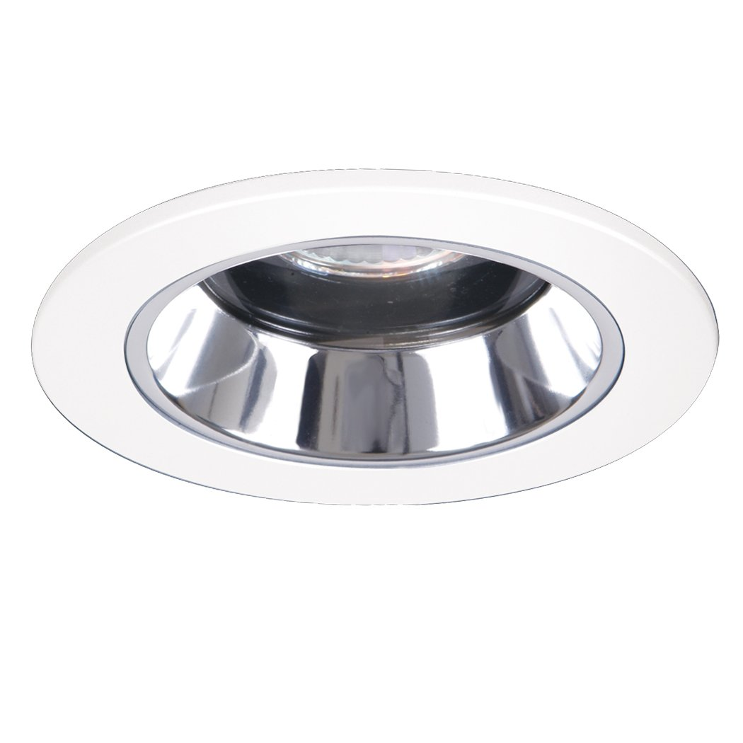 Amazon.com: Halo Recessed 1951PS 4-Inch Lensed Showerlight White ...