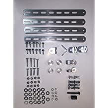 Shelving Mounting Kit with hardware and brackets
