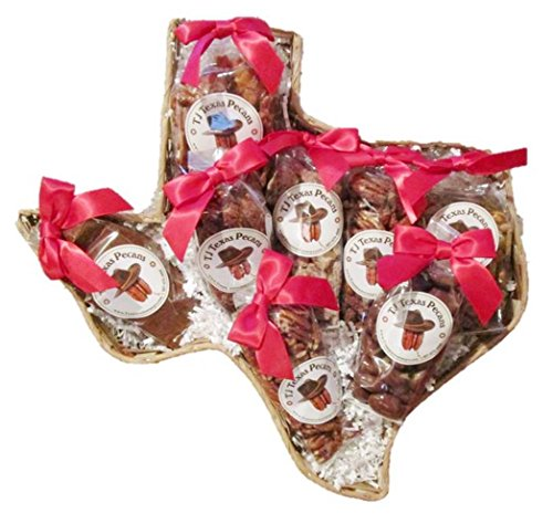 TJ Texas Pecan Lovers Delight Texas Gift Basket