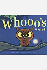 Whooo's There? (Picture Book) Hardcover