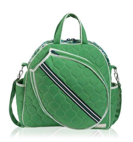 Price comparison product image cinda b Tennis Tote, Verde Bonita , One Size
