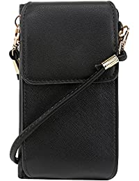 Small Traveling Cell Phone Case Purse Wallet Crossbody Bag for Women