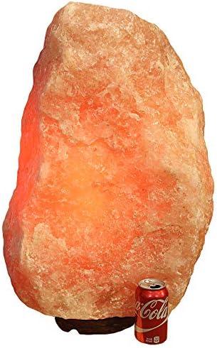 IndusClassic Giant Natural Himalayan Crystal Rock Salt Lamp 235 250 lb