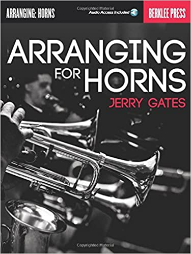 Arranging For Horns - Berklee Press (Book/Audio)