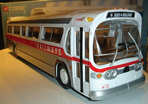 - Corgi Trailways Bus Fishbowl