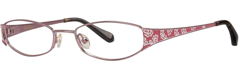 Lilly Pulitzer gafas Brie rosa 48 MM: Amazon.es: Ropa y accesorios