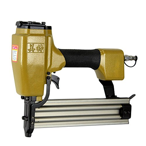 (meite T50MA 16 Gauge 5/8-Inch to 2-Inch Pneumatic Brad Nailer or Finish Nailer)