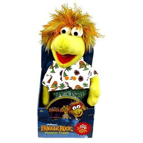 Fraggle Rock Puppets (Fraggle Rock Wembley Fraggle 14