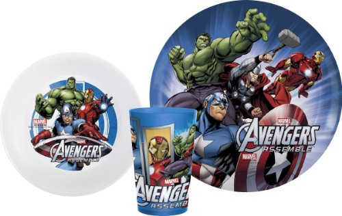 zak-designs-mealtime-set-with-plate-bowl-and-tumbler-featuring-avengers-assemble-graphics-break-resi