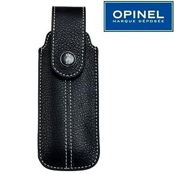 Opinel Chic - Funda para cuchillos Opinel (piel, para mangos ...