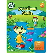 LeapFrog Preschool Skills Workbook, 60 Pages and 60 Reward Stickers (19400)