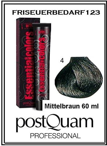 POSTQUAM - Tinte en crema postquam 60 gr. # 4: Amazon.es: Belleza