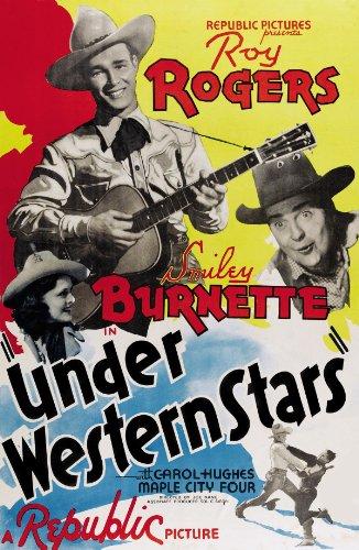 Under Western Stars (Maple Coat)