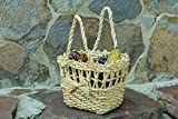 Light Basket With Handles