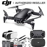 DJI Mavic Air Drone Quadcopter (Onyx Black) Virtual Reality Experience Essential Bundle