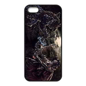 Werewolf iPhone 5 5s Cell Phone Case Black Phone cover W9320982