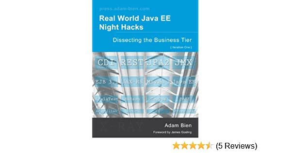 Real World Java Ee Patterns Ebook