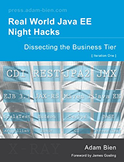 Real world java ee patterns rethinking best practices adam bien real world java ee night hacks dissecting the business tier fandeluxe Images