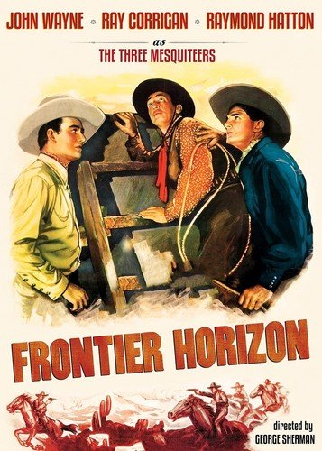 Frontier Horizon by Olive Films