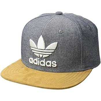a627c7e8e6293 adidas Men s Originals Trefoil Plus Precurve Structured Cap