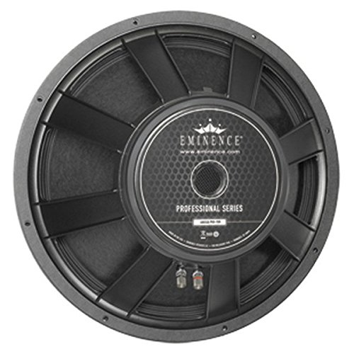 EMINENCE OMEGAPRO18C 18-Inch Professional Series Speakers ()