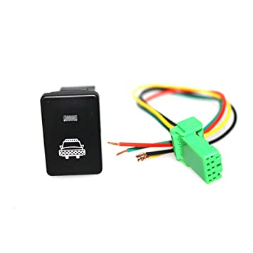 leoie car motorcycle accessories power charger adapter carleoie car motorcycle accessories power charger adapter car headlights switch with 120mm line daytime running lights led switch button for toyota camry