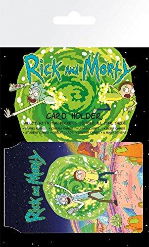 cm Rick 10 Morty 7 di Y carta credito Portal Titolari x di cZ4PSac8R