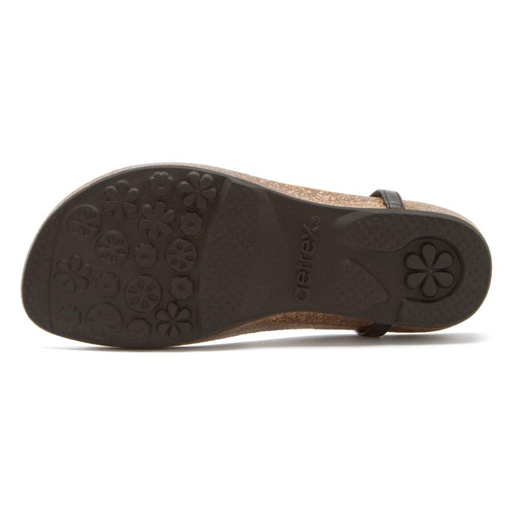 682cf7d95e49a0 Aetrex Women s Cindi Adjustable Thong  Amazon.ca  Shoes   Handbags