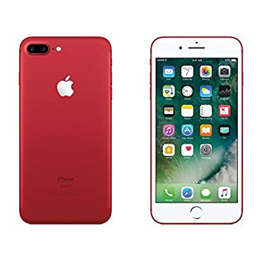Apple iPhone 7 Plus 128 GB Unlocked, Red