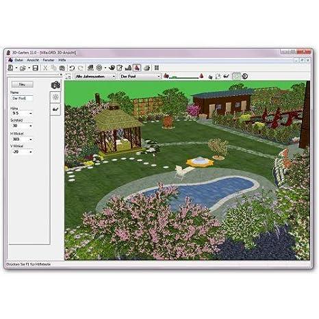 Amazing 3D Garten 11 [Download]