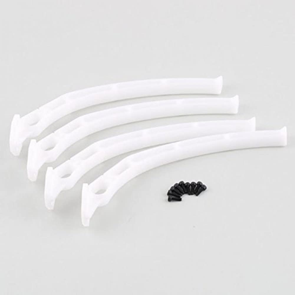 ShareGoo Universal Tall Landing Gear Skids for DJI F450 F550 SK480 Qudcopter Multirotor,Black