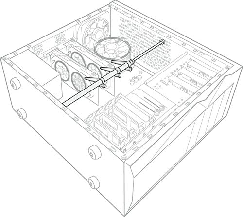 MSI Gaming nVIDIA GeForce GTX AMD Radeon Tarjeta gráfica Bolster Bolster 51sE 2BRSd VL