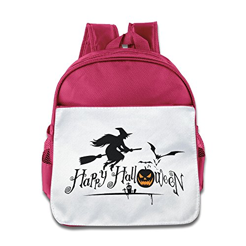 MoMo Unisex Happy Halloween Kids School Backpack For Little (Drake Halloween Costume 2016)