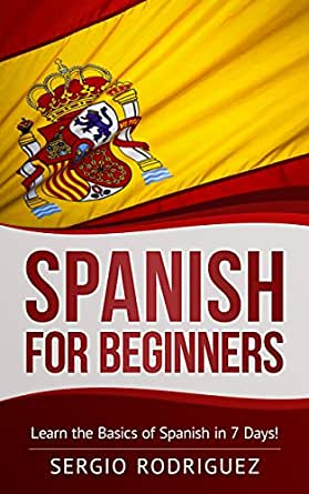FOR BEGINNERS BOOKS SPANISH