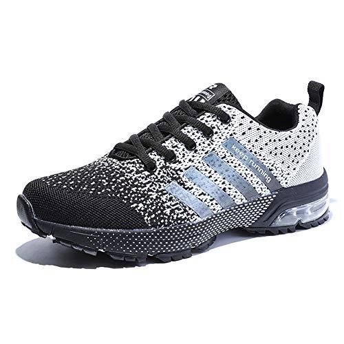 Pour Compétition Running Noir Femme Course Trail Fitness Sport Jogging Respirantes Basket Blanc Homme Plein Entraînement Air Shoes Gym Athlétique Sneaker Chaussures De vqdxSR8H