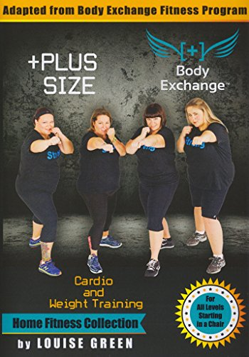 Plus Size Workout: Cardio & Weight Training with Louise Green -